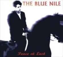 Peace at Last (Japanese Edition) - CD Audio di Blue Nile