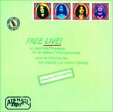 Free Live (Japanese Edition) - CD Audio di Free