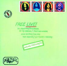 Free Live (Japanese Edition) - SuperAudio CD di Free