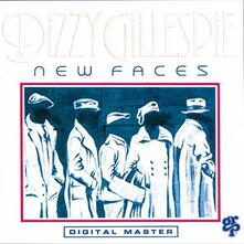 New Faces (Japanese Edition) - CD Audio di Dizzy Gillespie