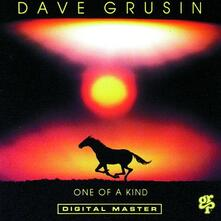 One of a Kind (Japanese Edition) - CD Audio di Dave Grusin