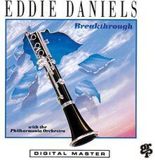 Breakthrough (Japanese Edition) - CD Audio di Eddie Daniels