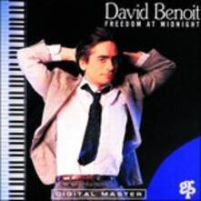 Freedom at Midnight (Japanese Edition) - CD Audio di David Benoit