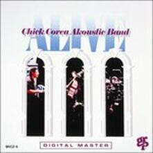 Akoustic Band Live (Japanese Edition) - CD Audio di Chick Corea
