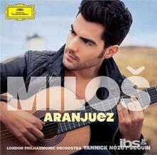 Concierto de Aranjuez (Japanese Edition) - CD Audio di Joaquin Rodrigo,Milos Karadaglic