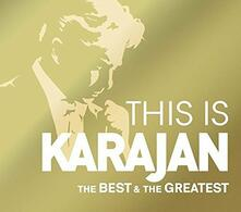 This Is Karajan (Japanese Edition) - CD Audio di Herbert Von Karajan