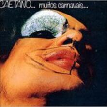 Caetanomuitos (Japanese Edition + Bonus Tracks) - CD Audio di Caetano Veloso