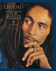 Legend (Japanese Edition) - CD Audio + Blu-ray di Bob Marley