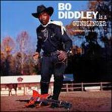 Is a Gunslinger (Japanese Edition) - CD Audio di Bo Diddley