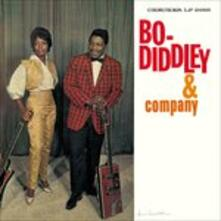 And Company (Japanese Edition) - CD Audio di Bo Diddley