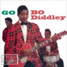 Go Bo Diddley (Japanese Edition) - CD Audio di Bo Diddley