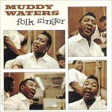 Folk Singer (Japanese Edition) - CD Audio di Muddy Waters