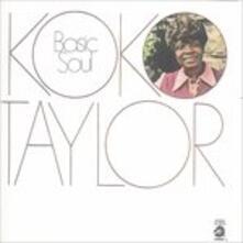 Basic Soul (Japanese Edition) - CD Audio di Koko Taylor