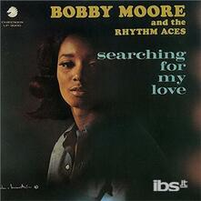 Searching For My Love (Japanese Edition) - CD Audio di Bobby Moore
