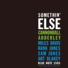 Somethin' Else (Japanese Edition) - CD Audio di Julian Cannonball Adderley