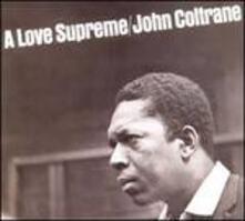 A Love Supreme (Japanese Edition) - CD Audio di John Coltrane