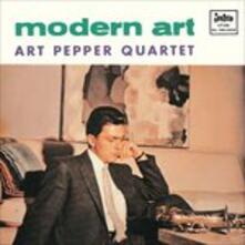 Modern Art (Japanese Edition) - CD Audio di Art Pepper