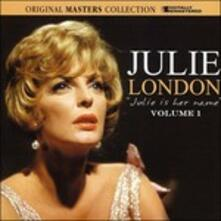 Julie Is Her Name vol.1 (Japanese Edition) - CD Audio di Julie London