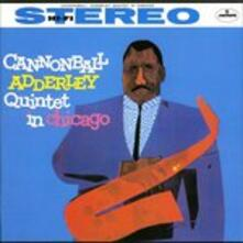 Quintet in Chicago (Japanese Edition) - CD Audio di Julian Cannonball Adderley