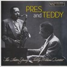 Pres & Teddy (Japanese Edition) - CD Audio di Lester Young