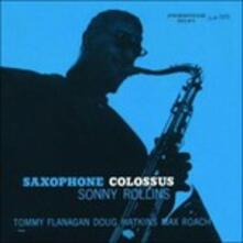 Saxophone Colossus (Japanese Edition) - CD Audio di Sonny Rollins