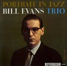 Portrait in Jazz (Japanese Edition) - CD Audio di Bill Evans