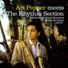 Meets the Rhythm Section (Japanese Edition) - CD Audio di Art Pepper