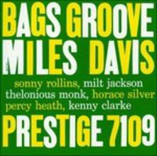 Bags' Groove (Japanese Edition) - CD Audio di Miles Davis