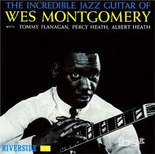 Incredible Jazz Guitar (Japanese Limited Remastered) - CD Audio di Wes Montgomery