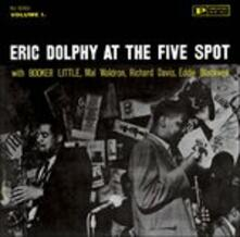 At the Five Spot vol.1 (Japanese Edition) - CD Audio di Eric Dolphy