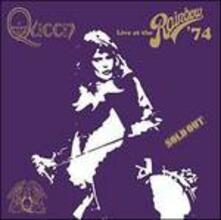 Live at the Rainbow 1974 (Japanese Edition) - CD Audio di Queen