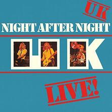 Night After (Japanese Edition) - CD Audio di UK