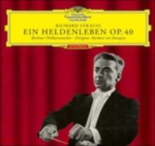 Ein Hendenleben (Japanese Edition) - SHM-CD di Richard Strauss,Herbert Von Karajan,Berliner Philharmoniker