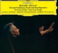 Tod und Verklarung (Japanese Edition) - SHM-CD di Richard Strauss,Herbert Von Karajan,Berliner Philharmoniker