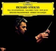 Till Eulenspiegel - Salome Tanz (Japanese Edition) - SHM-CD di Richard Strauss,Herbert Von Karajan,Berliner Philharmoniker