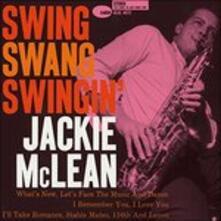 Swing, Swang, Swingin' (Japanese Edition) - CD Audio di Jackie McLean