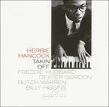 Takin' Off (Japanese Edition) - CD Audio di Herbie Hancock
