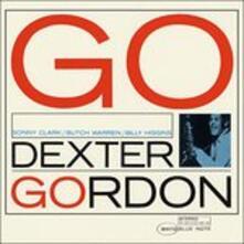 Go (Japanese Edition) - CD Audio di Dexter Gordon