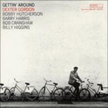 Getting' Around (Japanese Edition) - CD Audio di Dexter Gordon