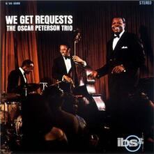 We Get Requests (Japanese Limited Remastered) - SuperAudio CD di Oscar Peterson