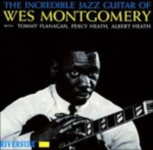 The Incredible Jazz Guitar of Wes Montgomery (Japanese Edition) - SuperAudio CD di Wes Montgomery