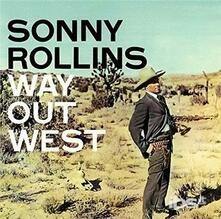 Way Out West (Japanese Limited Remastered) - SuperAudio CD di Sonny Rollins