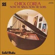 Now He Sings, Now He Sobs (Japanese Edition) - CD Audio di Chick Corea