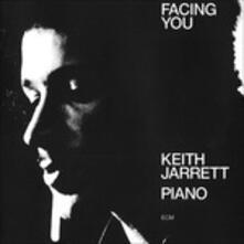 Facing You (Japanese Edition) - CD Audio di Keith Jarrett