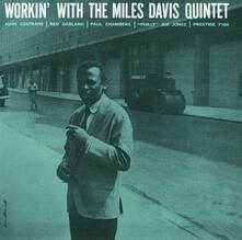 Workin' with the Miles (Japanese Edition) - CD Audio di Miles Davis