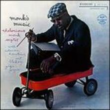 Monk's Music (Japanese Edition) - CD Audio di Thelonious Monk