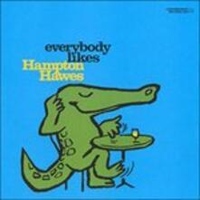 Everybody Likes.vol.3 (Japanese Edition) - CD Audio di Hampton Hawes