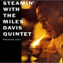 Steamin' with the Miles (Japanese Edition) - CD Audio di Miles Davis