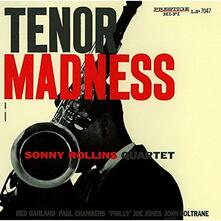 Tenor Madness (Japanese Edition) - CD Audio di Sonny Rollins
