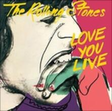 Love You Live (Japanese Limited Remastered) - SHM-CD di Rolling Stones